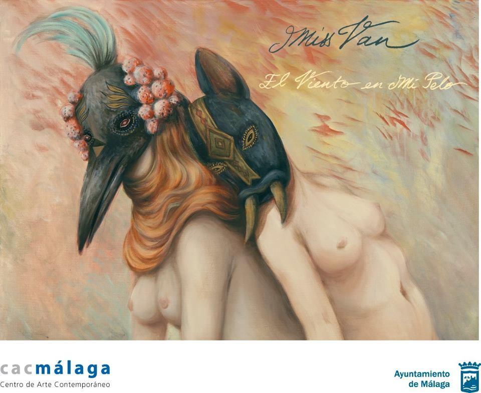 El viento en mi pelo - CAC Malaga