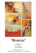 'Brujerias' Postcard Set