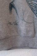 hoodie close up