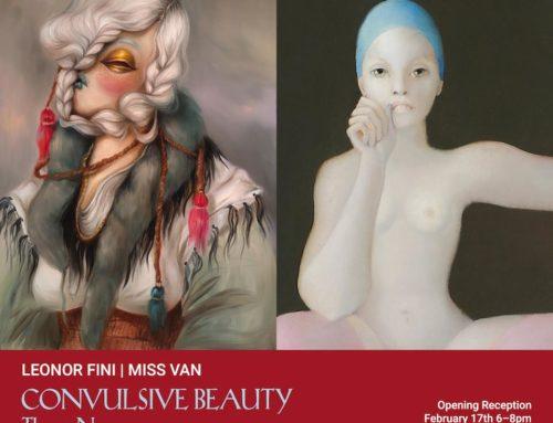 Convulsive Beauty | Leonor Fini & Miss Van | Weinstein Gallery