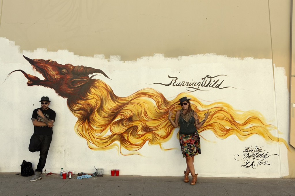 Burning Wild | L.A