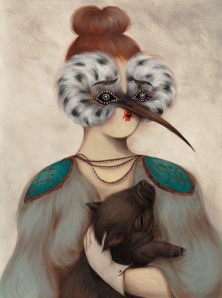 Palomita II - Miss Van