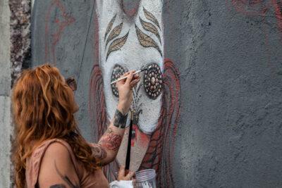 Miss Van - Palace Costume | L.A | 2015