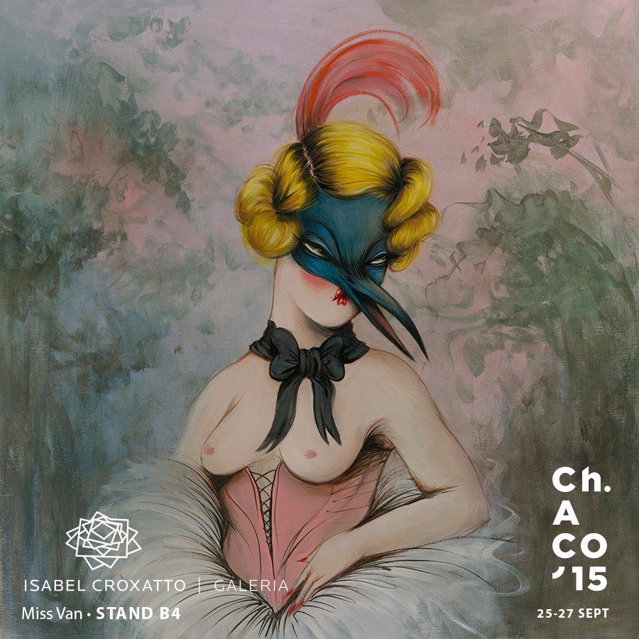 Mujer Pajaro - Ch.ACO art fair