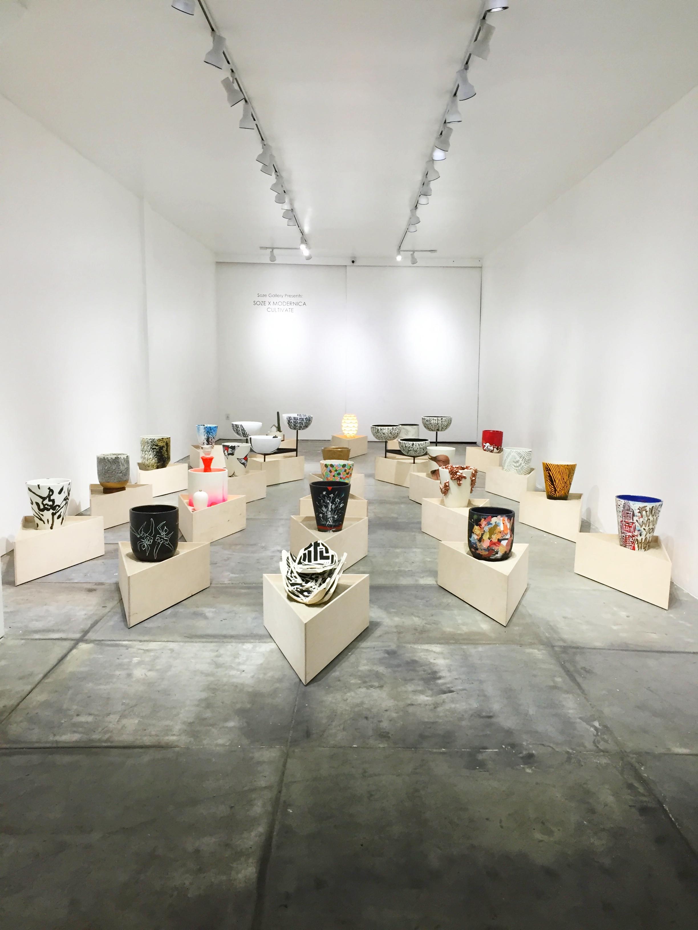Modernica x Soze Gallery