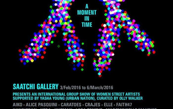 XX - Saatchy Gallery - 2016