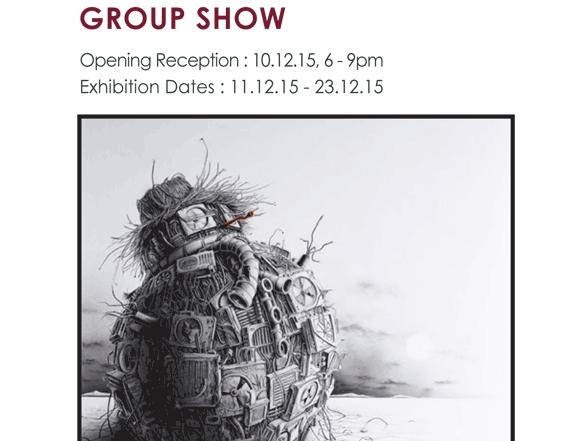 stolenspace show - Winter 2015