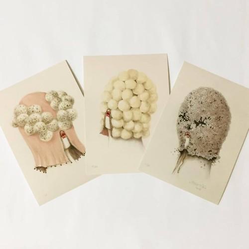 Soft Blindness - Set of 3 prints