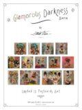 Glamorous Darkness Postcard set