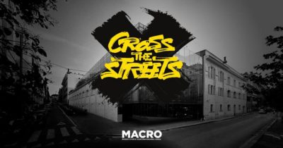 Cross the Streets, Roma 2017