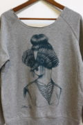 Close up – Lady Bird Sweater