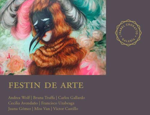 Festín de Arte | Isabel Croxatto Galería | Santiago